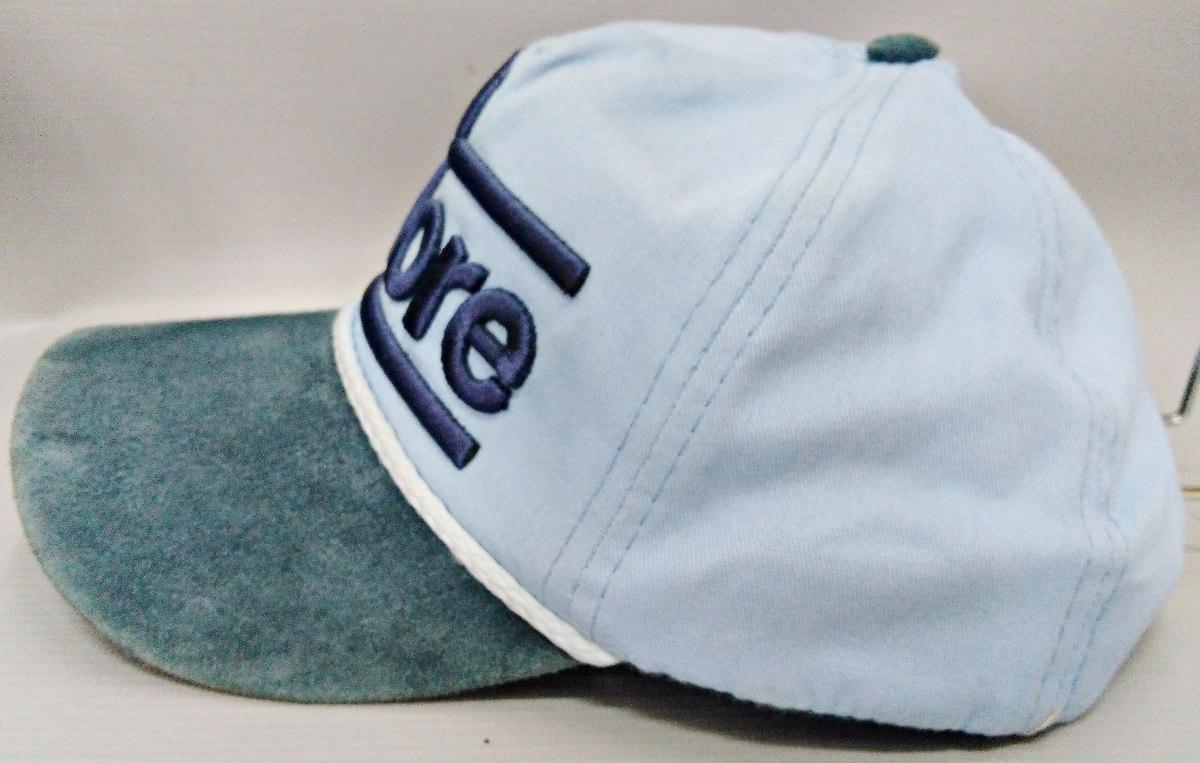 c357b9420ec13 boné nelore azul aba em couro bonnet original. Carregando zoom.
