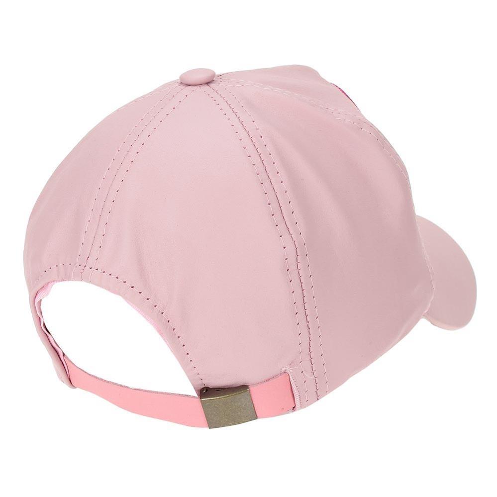 boné nelore couro liso rosa c  fivela p  regulagem - único. Carregando zoom. 431e62a38f2