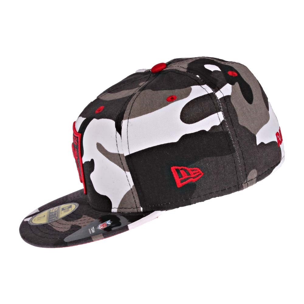 boné new era 59fifty camo pop redux oakland raiders masculi. Carregando  zoom. c8f20b15739