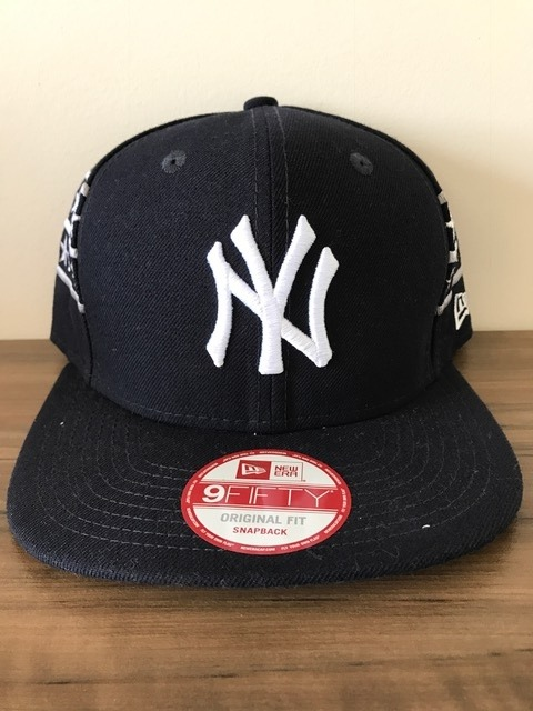 Boné New Era 59fifty New York Yankees Azul Marinho - Mlb - R  99 9629d9ee62a