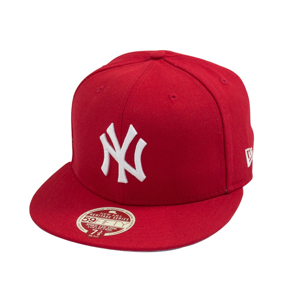c718c02584a0b boné new era 59fifty new york yankees spike lee vermelho-7. Carregando zoom.