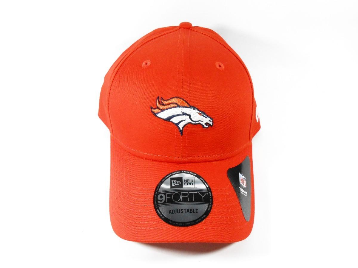 35b8084c6c Boné New Era 940 Denver Broncos Laranja - R$ 96,89 em Mercado Livre