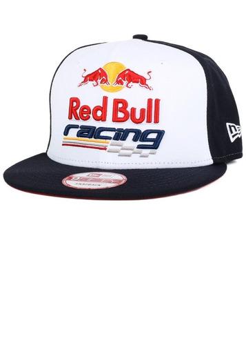 Boné New Era 950 Red Bull Racing Marinho E Branco Original - R  169 ... e5190596ae5