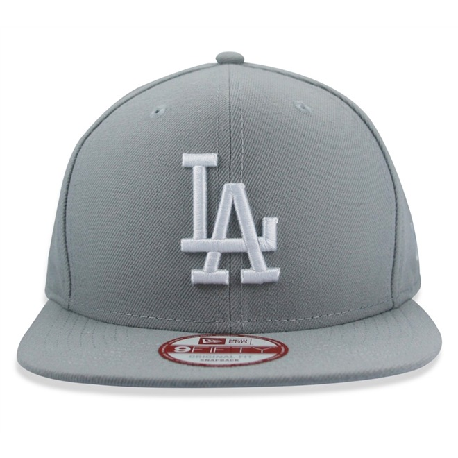 a18fa76d35ea2 Boné New Era 9fifty Los Angeles Dodgers Osfa Snapback Ny-974 - R ...