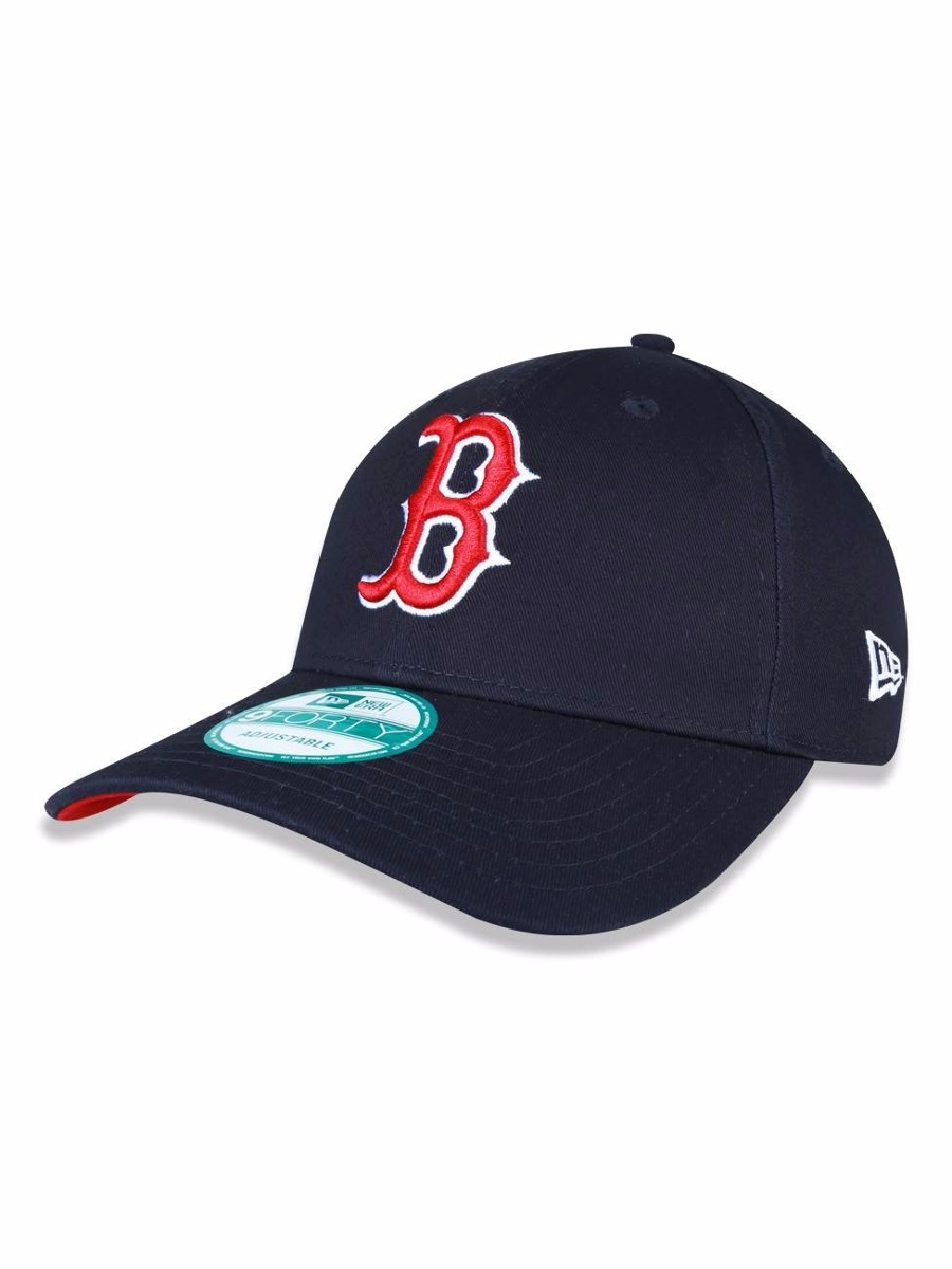 5c5b79a336119 Boné New Era 9forty Aba Curva Boston Red Sox Marinho - R$ 139,90 em ...