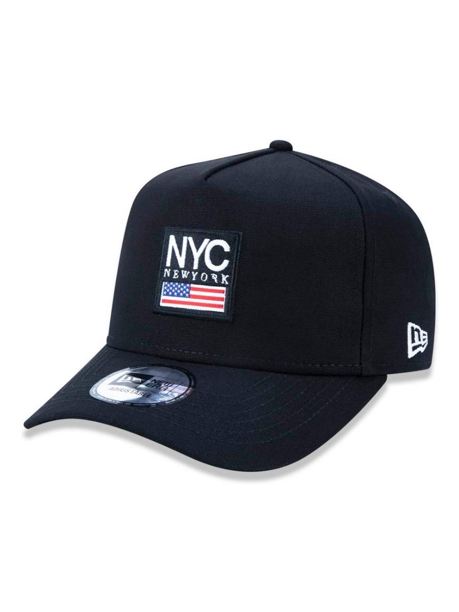 boné new era 9forty new york city nyc city pack snapback. Carregando zoom. c41d514743a