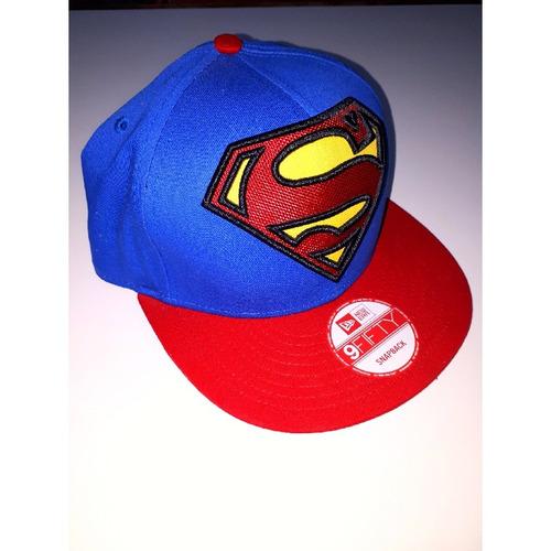 Boné New Era Original Dc Comics Superman - R  150 1b84e809c27