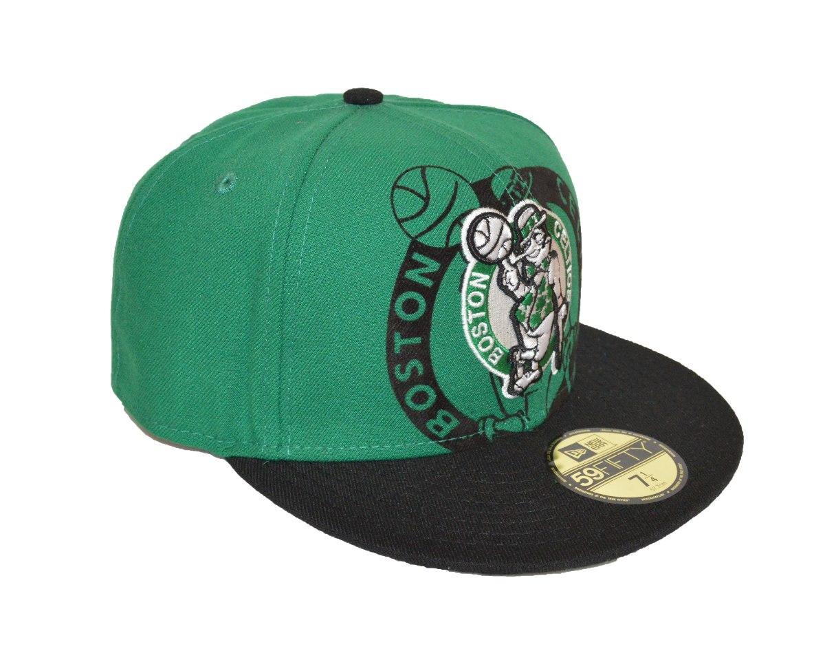 Boné New Era Fechado 5950 Nba Boston Celtics - R  69 ce1adb2cbd5