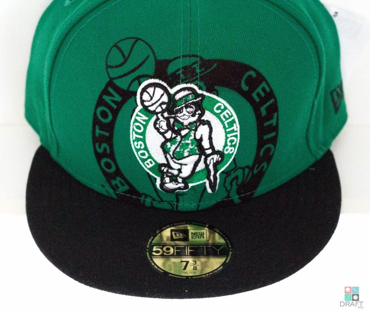 boné aba reta nba boston celtics new era basquete. Carregando zoom... boné  new era. Carregando zoom. 9e4ca40c67c