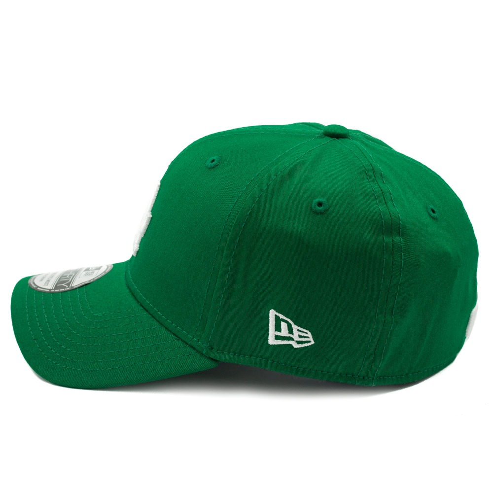 Boné New Era Aba Curva Los Angeles Dodgers Verde - Mlb - R  139 374d4685305