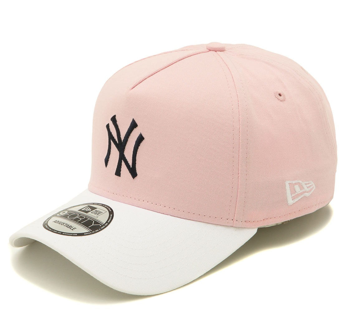 1a501f7d6d1 boné new era aba curva 940 new york yankees rosa - snapback. Carregando  zoom.