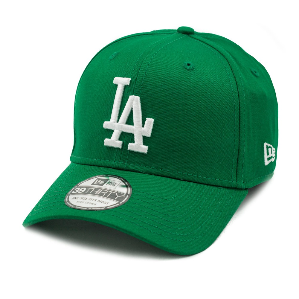 Boné New Era Aba Curva Los Angeles Dodgers Verde - Mlb - R  139 ad69c626a20