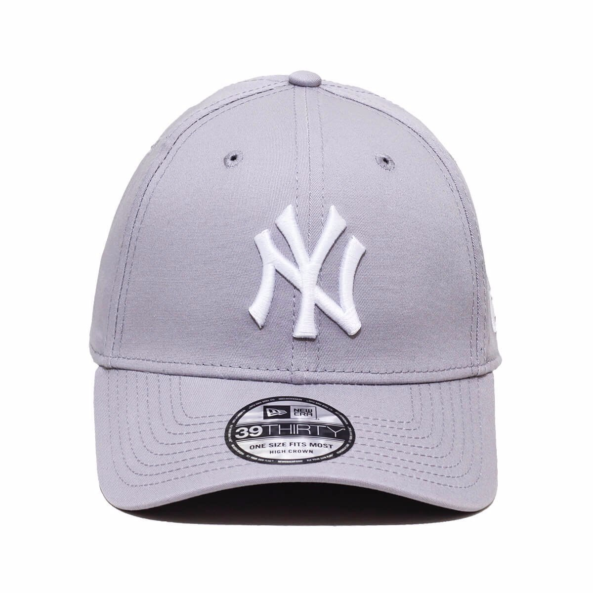 boné new era aba curva mlb ny yankees cinza classic 39thirty. Carregando  zoom. e2004d32b56b0