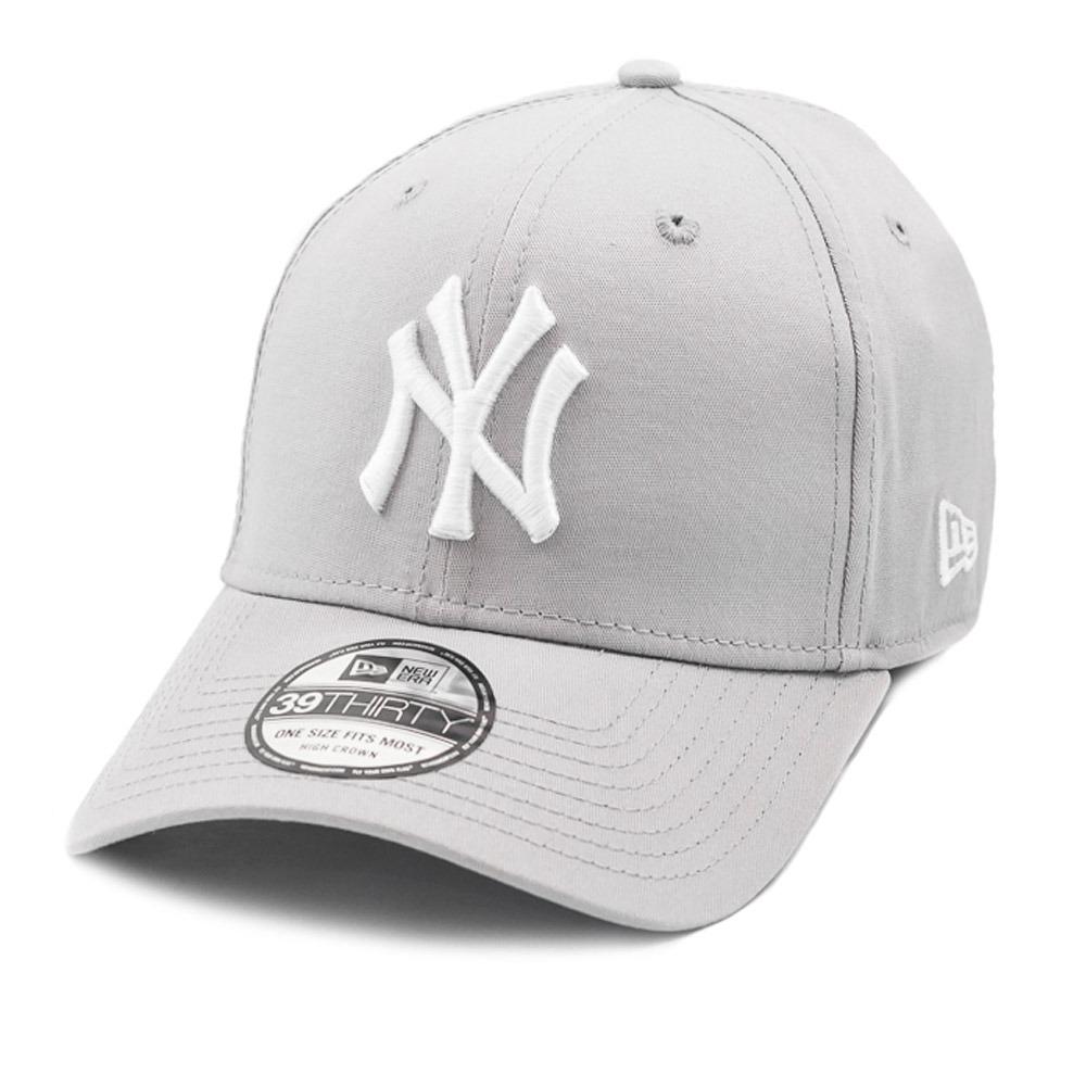 boné new era aba curva new york yankees cinza - mlb. Carregando zoom. 8afdd4f2047