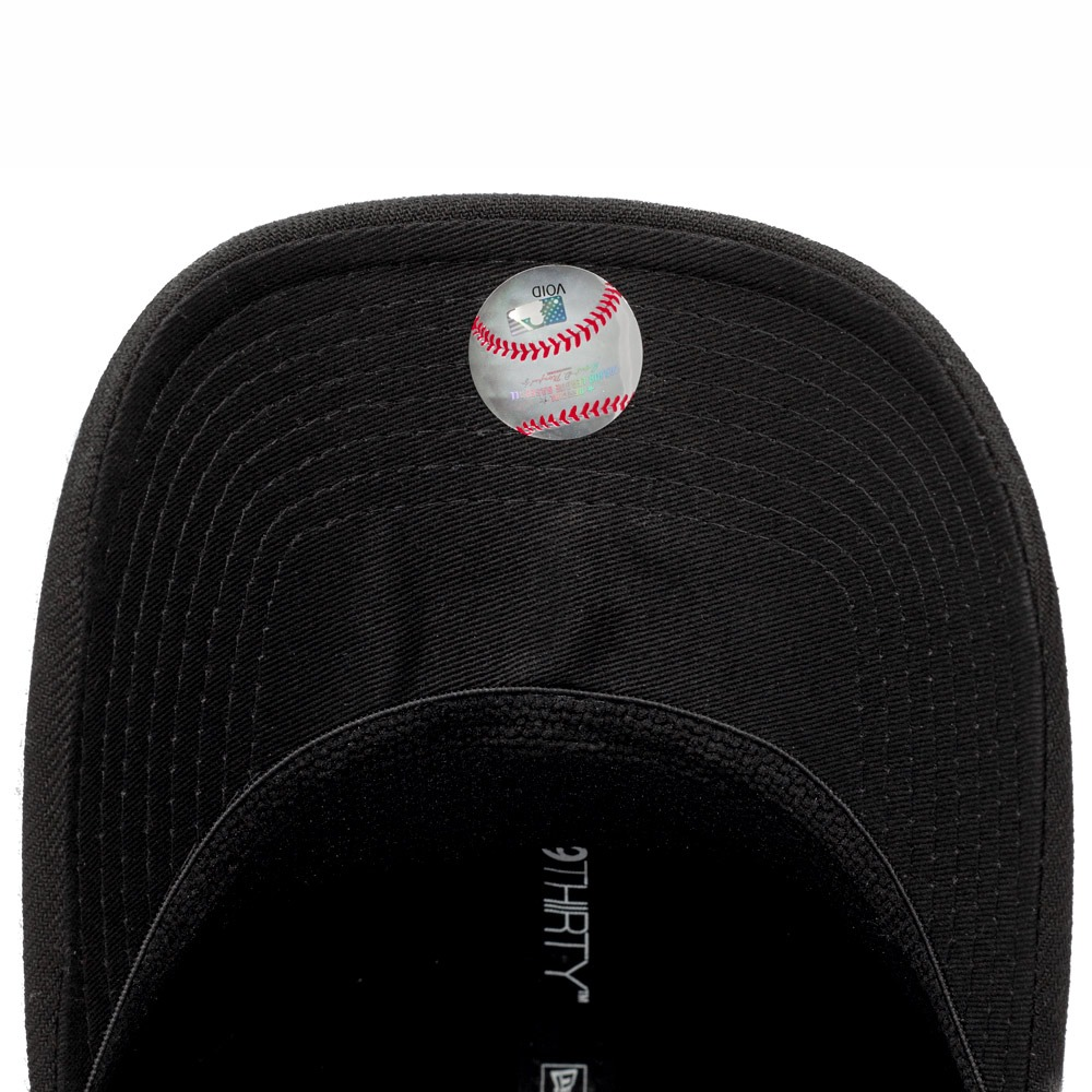 boné new era aba curva new york yankees core metal preto. Carregando zoom. ad68318d7f0