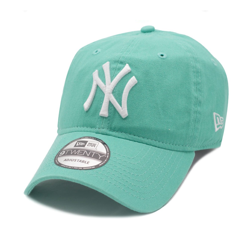 boné new era aba curva new york yankees pastels verde. Carregando zoom. ac6a99d8ec3