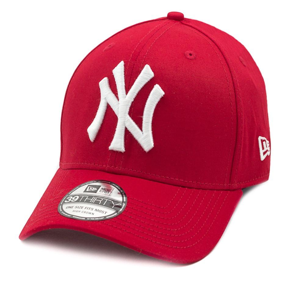 f4621e4951187 boné new era aba curva new york yankees vermelho - mlb. Carregando zoom.