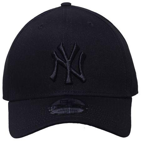 f8271f3bf9 Boné New Era Aba Curva Snapback Mlb Ny Yankees Preto - R$ 159,90 em ...