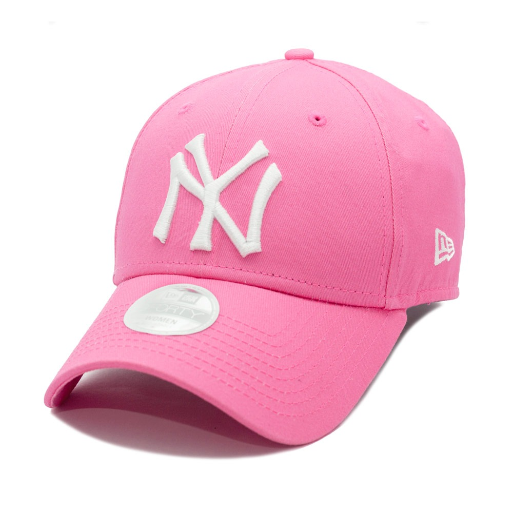 40521516af13b boné new era aba curva snapback new york yankees rosa. Carregando zoom.