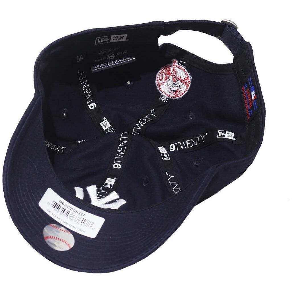 boné new era aba curva strapback mlb ny yankees tc dad hats. Carregando  zoom. 3902251e1d3