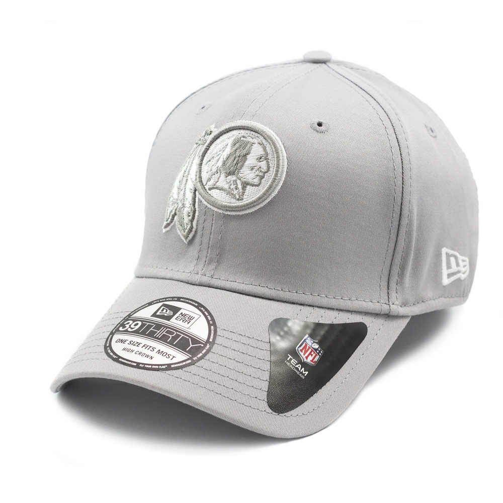 710aa3f0c3170 boné new era aba curva washington redskins cinza - nfl. Carregando zoom.