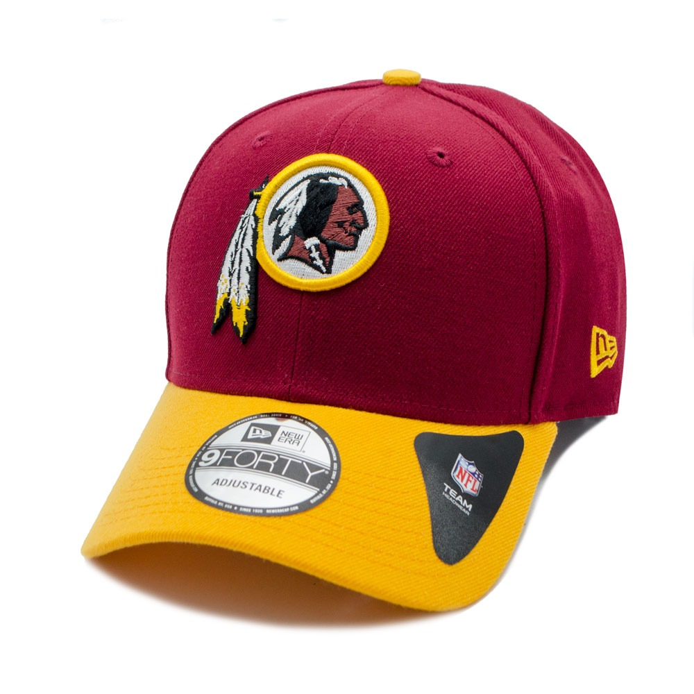 9e07ff0040b22 boné new era aba curva washington redskins team color - nfl. Carregando zoom .