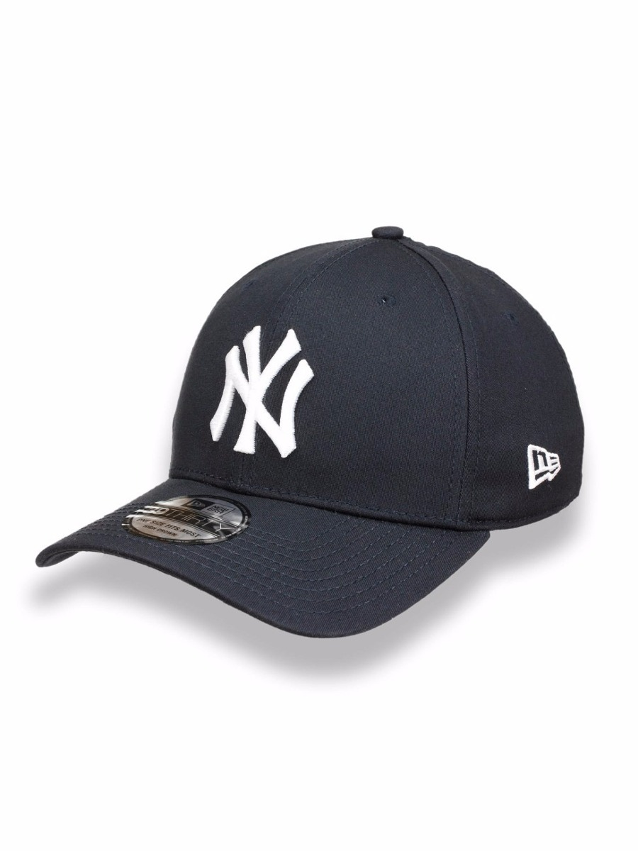 95d9c12cb537f Boné New Era Aba Curva Yankees New York Original Neyyan - R  125