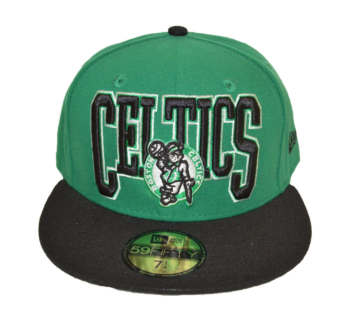 257e636f50c63 boné new era aba reta fechado 5950 nba boston celtics. Carregando zoom.