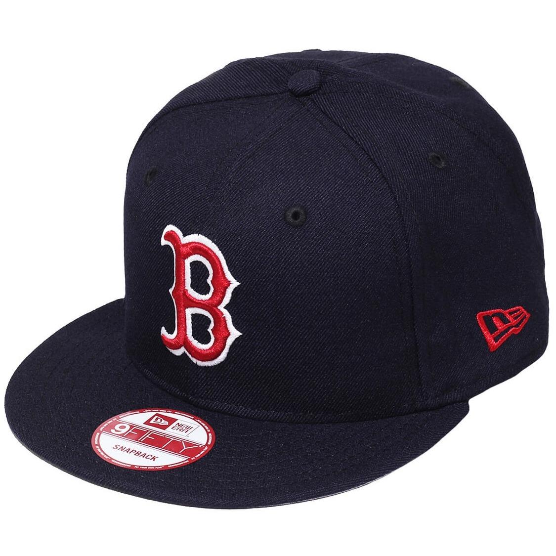 4ea23a78d boné new era aba reta snapback mlb boston colors azul escuro. Carregando  zoom.