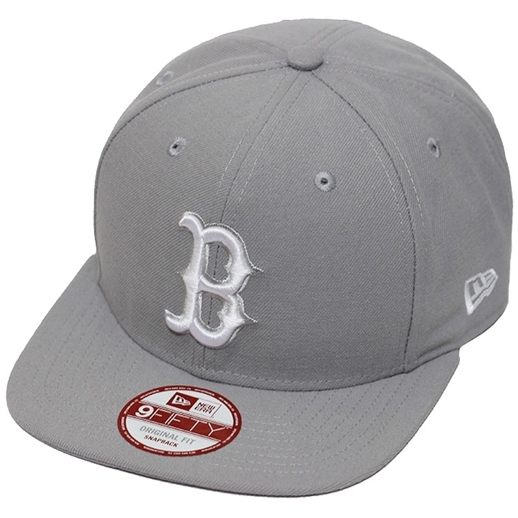 db5d1eb642 Boné New Era Aba Reta Snapback Mlb Boston Of Colors Cinza - R  149 ...