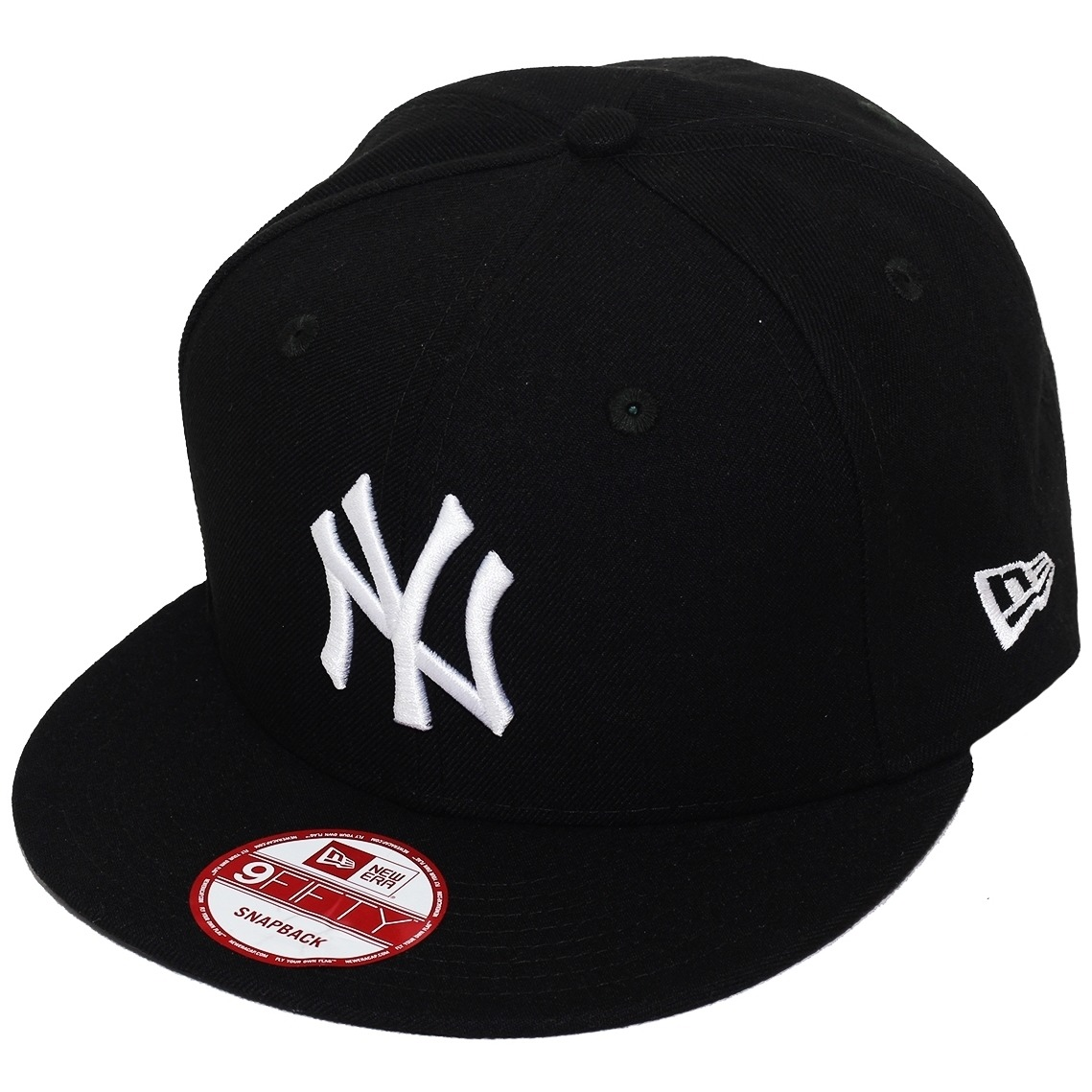 Boné New Era Aba Reta Snapback Mlb Ny Yankees Colors Preto - R  169 ... 420e8b528df