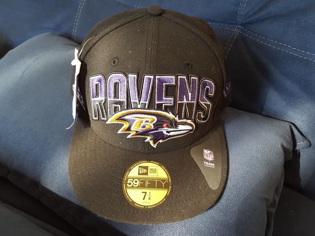 b1f50b6a2 Bone New Era Baltimore Ravens