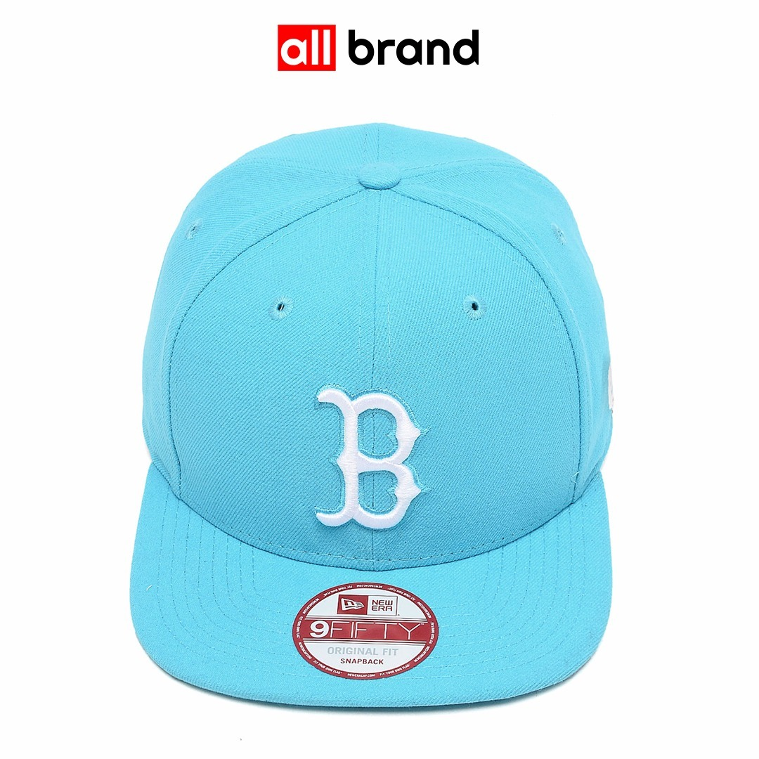 boné new era boston red sox azul snapback. Carregando zoom. dd15a08bf05