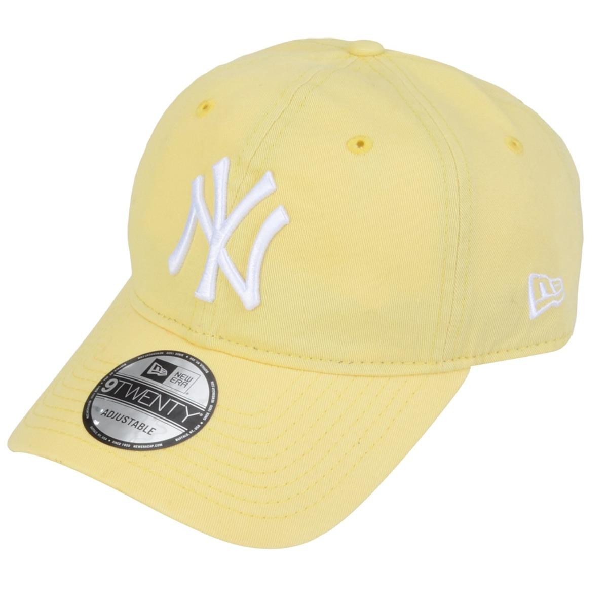 boné new era candy color new york yankees mlb amarelo. Carregando zoom. 1bc1c6773a9