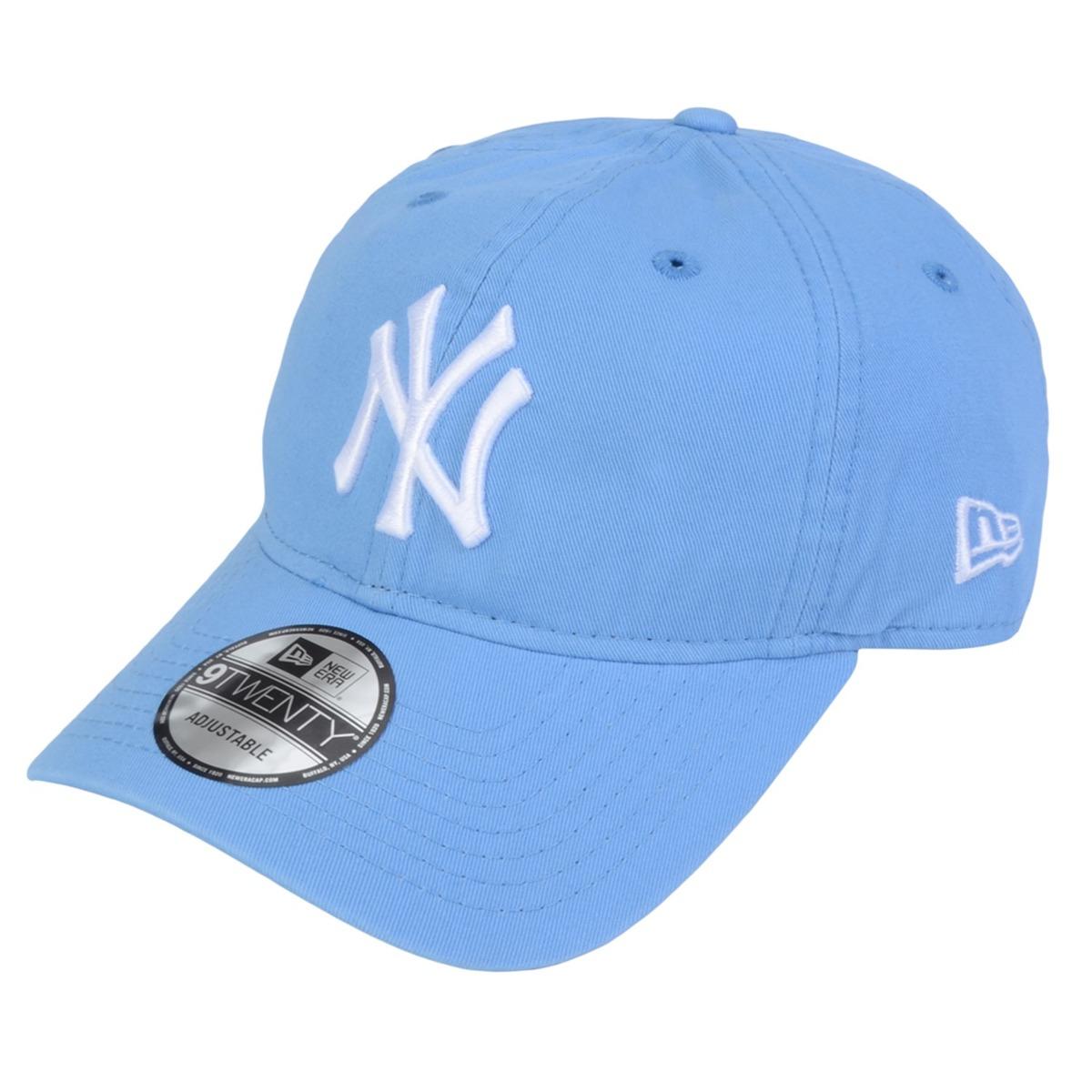 8776c2d40 boné new era candy color new york yankees mlb azul. Carregando zoom.