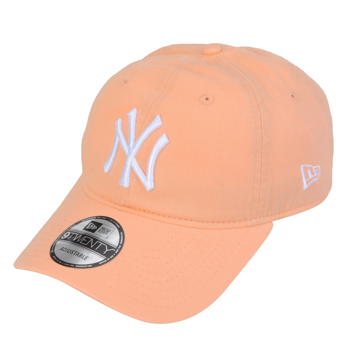 boné new era candy color new york yankees mlb laranja. Carregando zoom. 35ba5a3a0a5