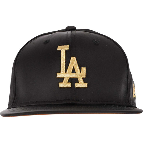 109d78b203042 Boné New Era La Dodgers Polyester Preto - R  99