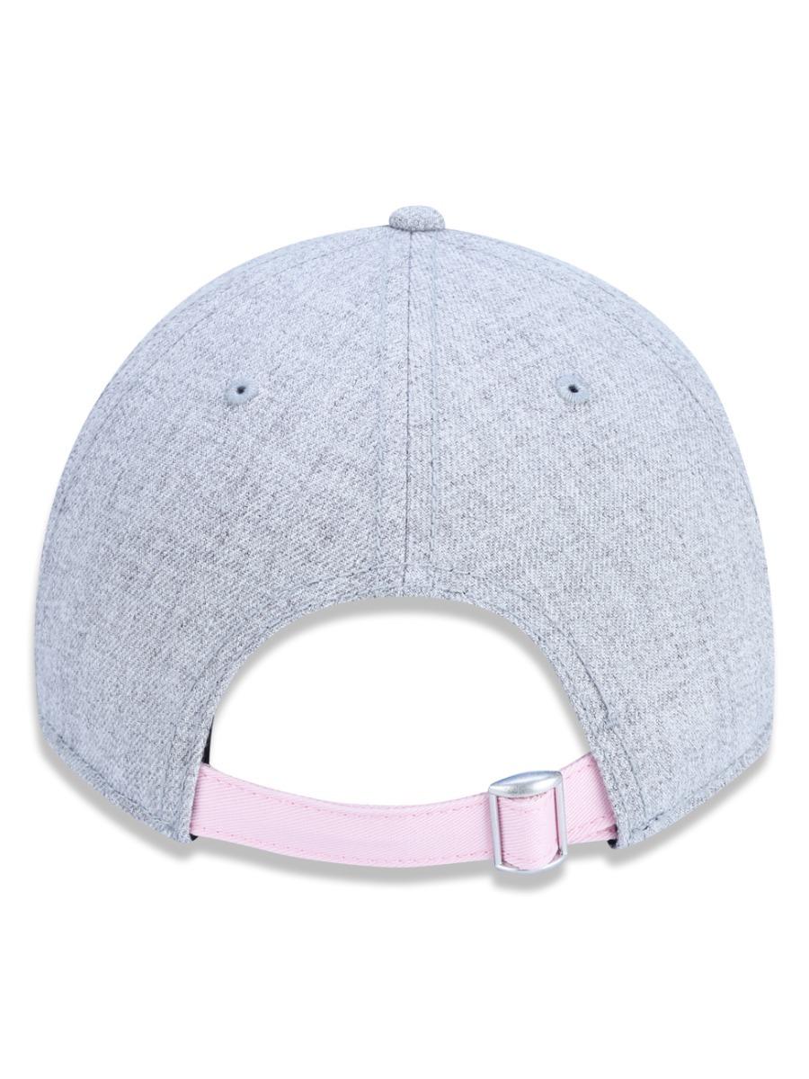 bone new era la los angeles cinza rosa dad hat. Carregando zoom. 647e0091d92