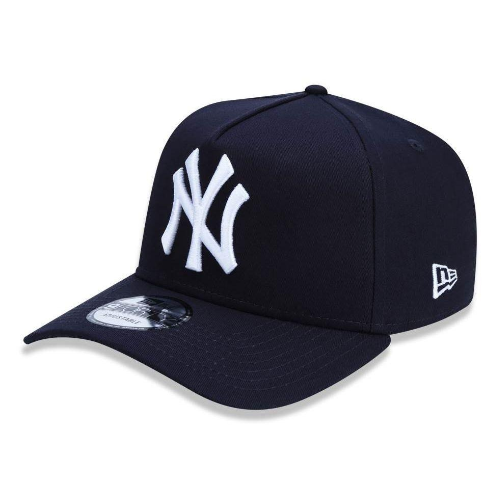 cbb6e8496f49f boné new era mlb new york yankees 940 af sn marinho. Carregando zoom.
