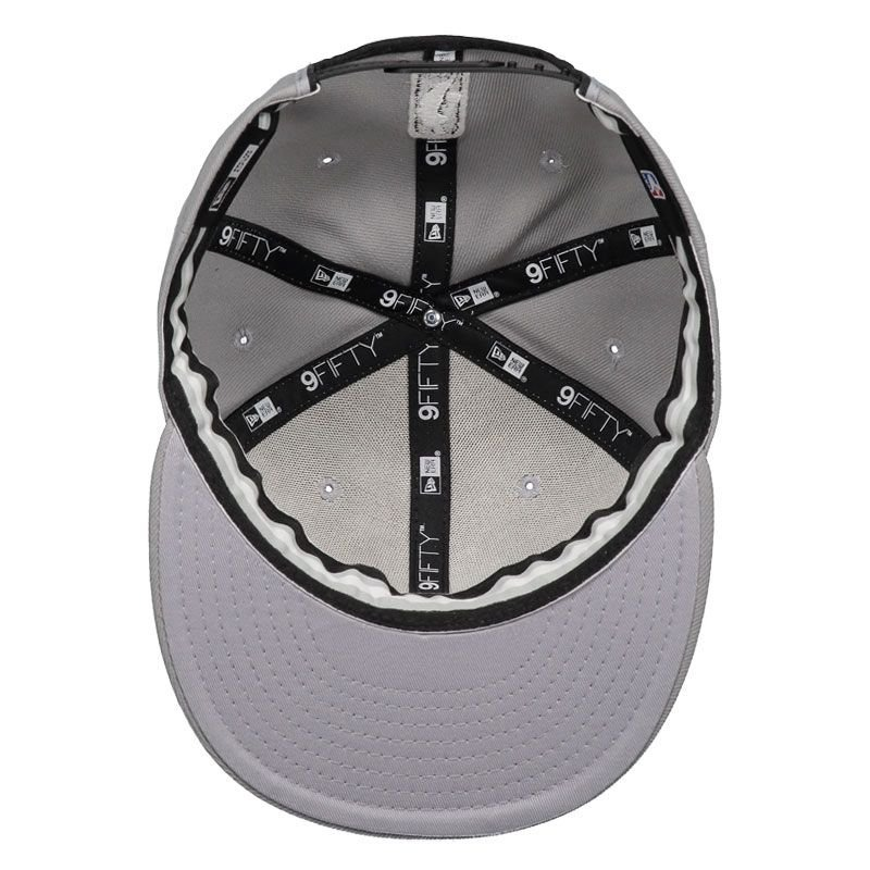 095767bfd9ffb Boné New Era Nba San Antonio Spurs 950 Cinza - R  114