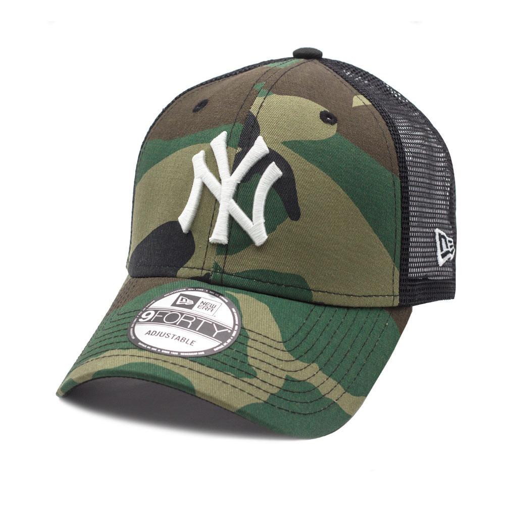 ... snap trucker telinha new york yankees camo ny. Carregando zoom... boné  new era new. Carregando zoom. abb5f94c132