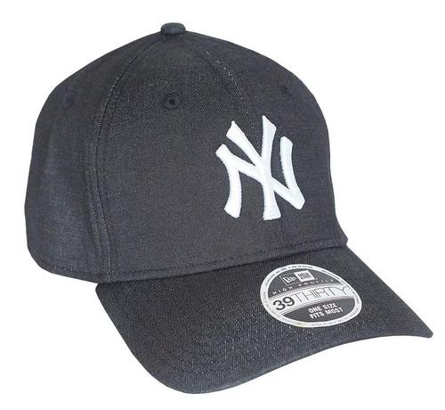 Boné New Era New York Yankees Unisex Original Aba Curva - R  124 23e73c0412a