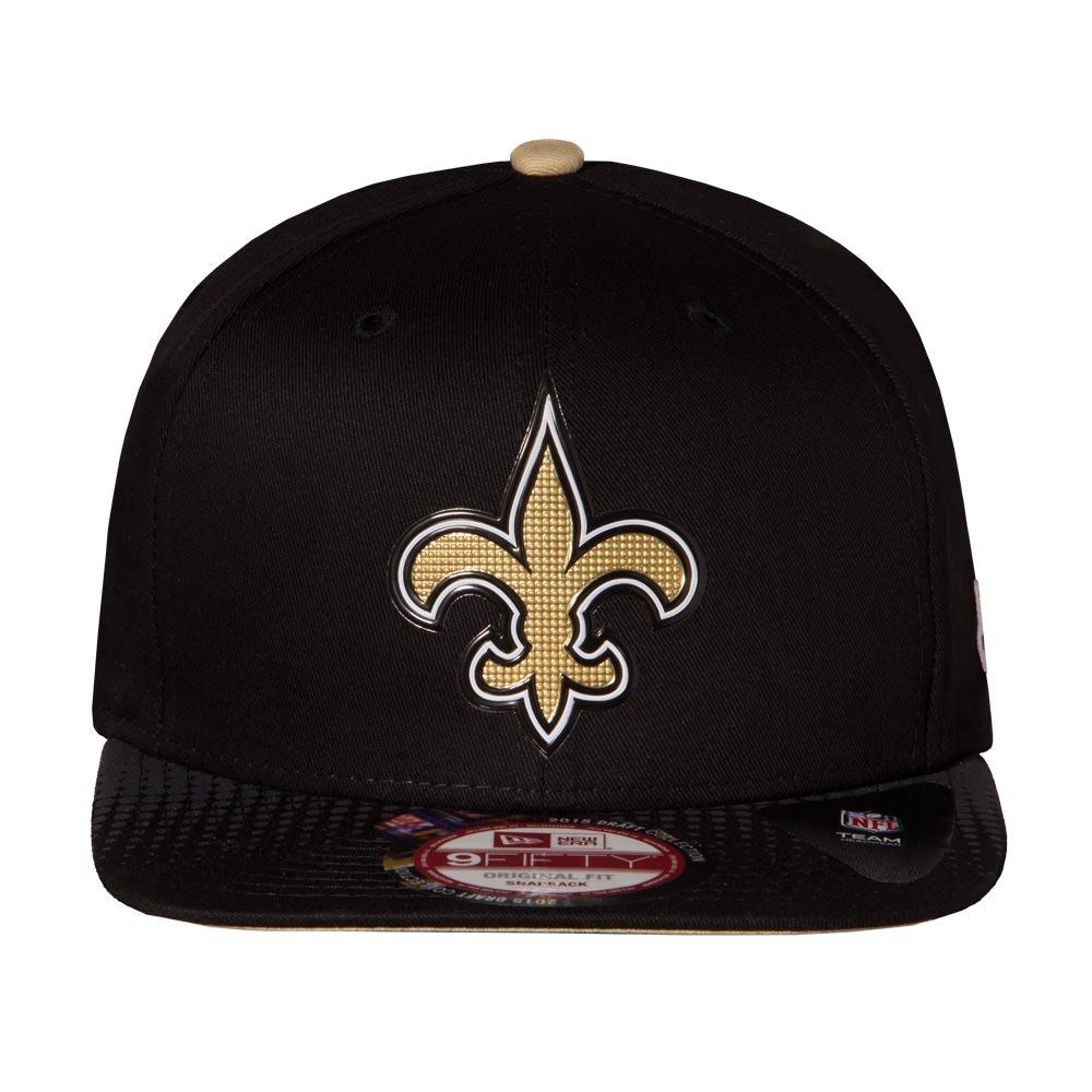05d85638767c7 Carregando zoom... era new boné new. Carregando zoom... boné new era 9fifty  official draft new orleans saints 80%off