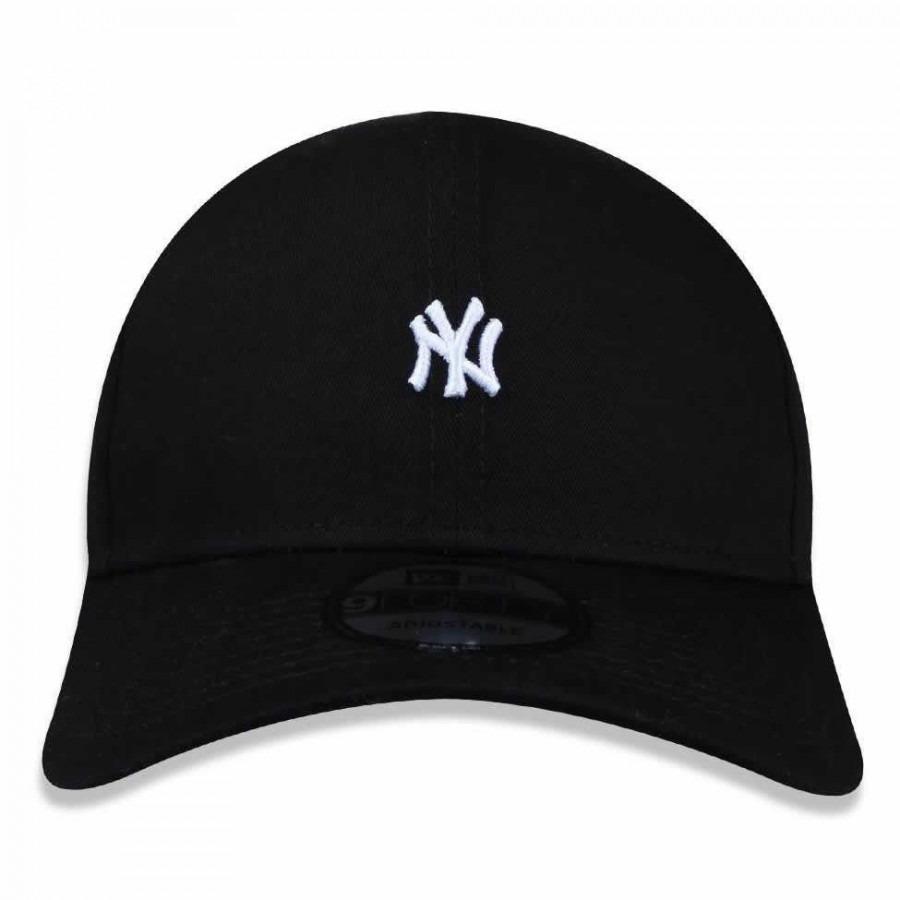 Boné New Era - New York Yankees Mlb - Mini Logo Preto - R  129 90eb5cfef69