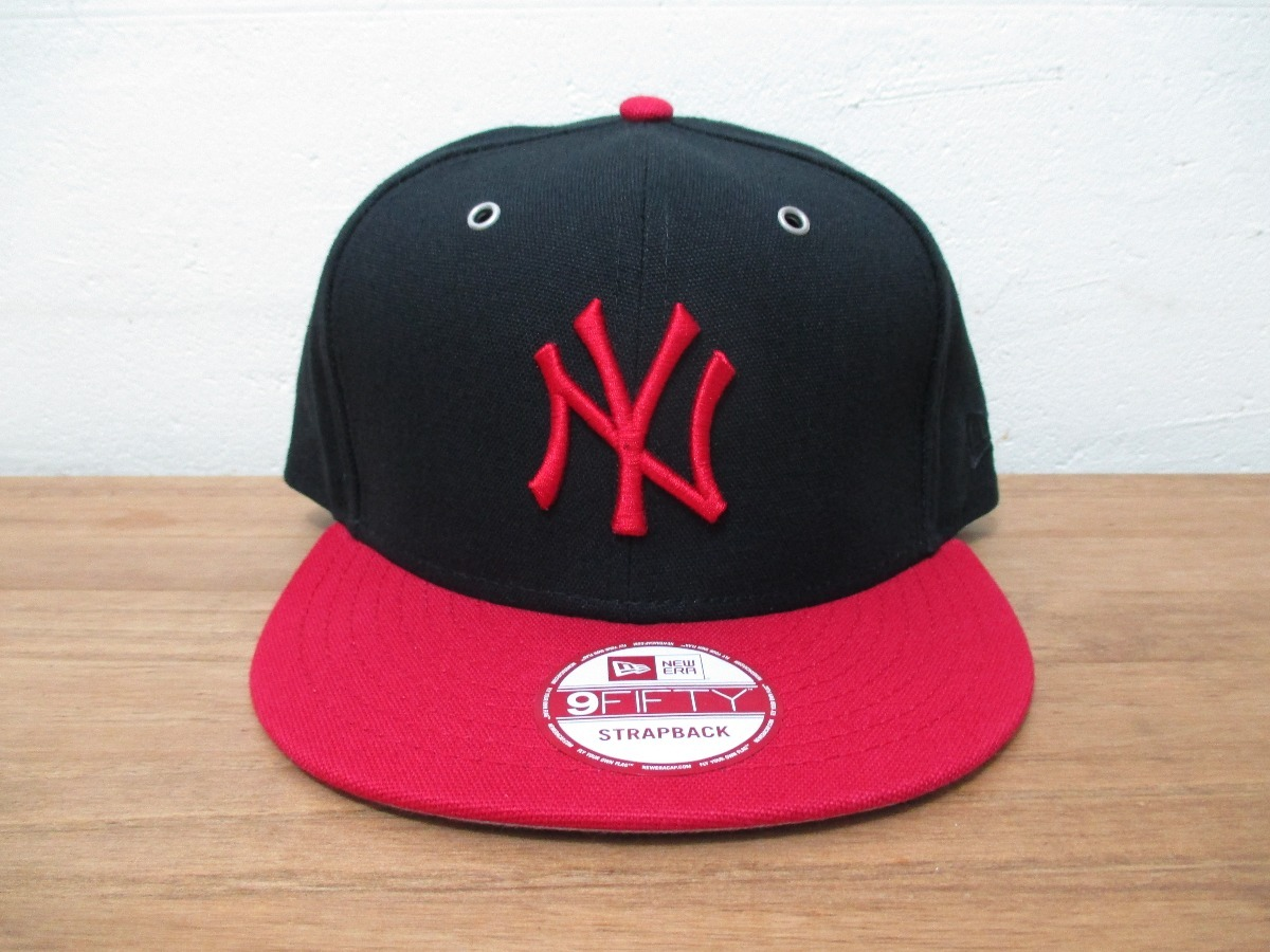 015c5e334ca1f Boné New Era New York Yankees Ny Mlb Strapback Original - R  89