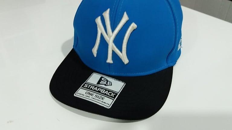 Boné New Era New York Yankees Ny - Strapback Original - R  89 d60c90604a8