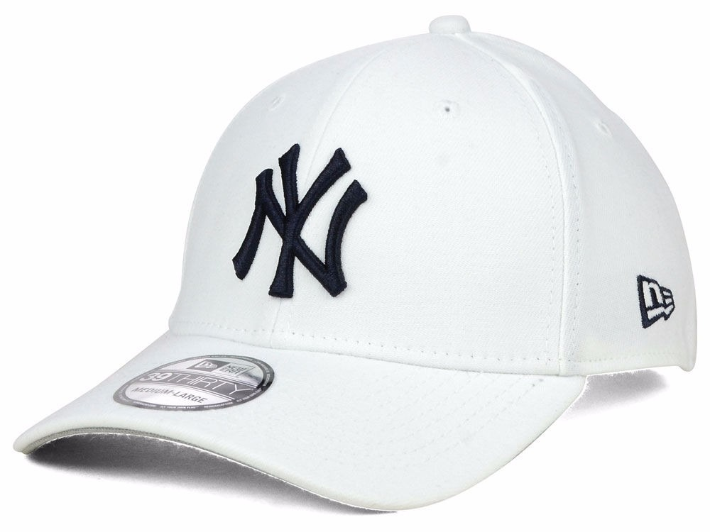 boné new era ny yankees branco aba curva high crown p m. Carregando zoom. 2e225e87be8