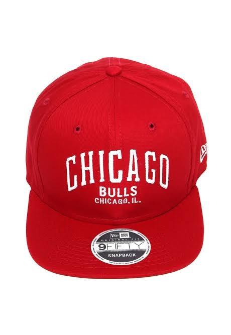 Boné New Era Original Chicago Bull s - R  150 5a0f6bf07ac