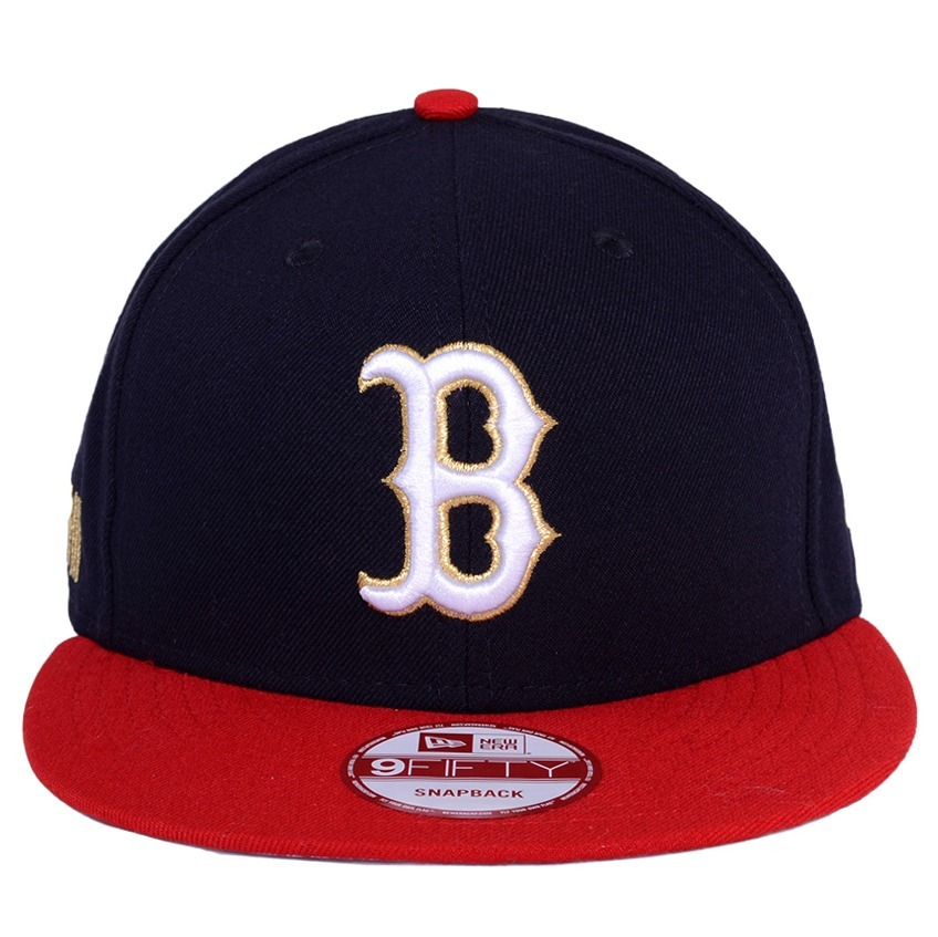 boné new era snapback boston red sox 9 fifty. Carregando zoom. bcf313df4f5
