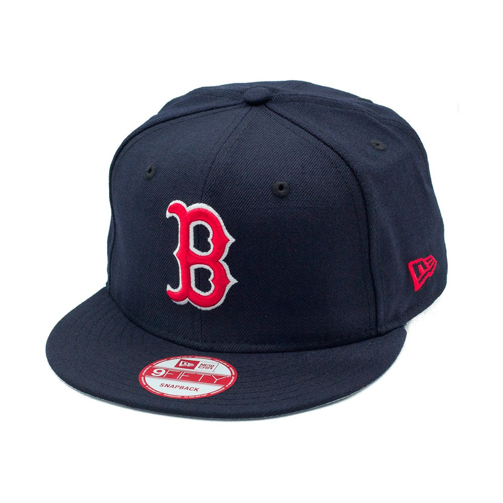 boné new era snapback boston red sox team color. Carregando zoom. a0a41293b60